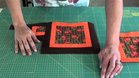 3d Patchwork - caminho de mesa em 3d doovi