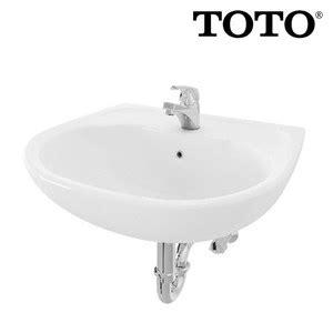 Cermin Kamar Mandi Toto jual harga wastafel kamar mandi toto lw2366 cj murah