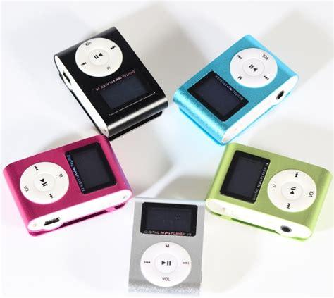 2014 new arrival mini clip mp3 player fm radio portable