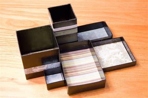 Diy Cardboard Box Organizer You Want Me To Buy That Desk Organizer Box