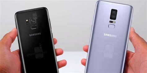 Harga Baru Samsung Galaxy S9 harga samsung galaxy s9 dan s9 hir setara dengan