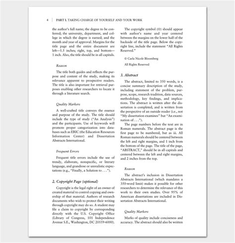 word dissertation template dissertation outline template 8 for word pdf format
