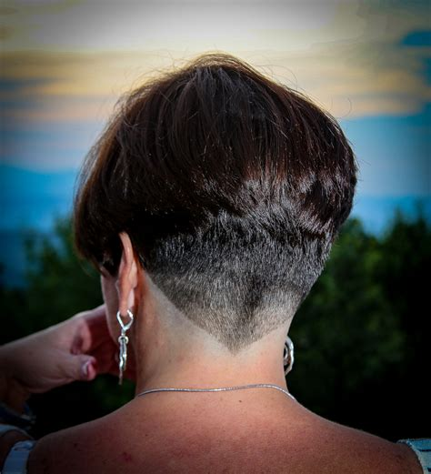 layered buzzed bob hair the world s best photos of buzzed and hair flickr hive mind