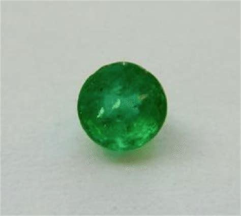0 93ct Purple Blue Iolite Cut Top Colour 0 27 ct bright green columbian emerald