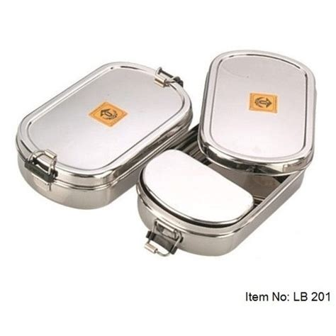 Promo Lunch Box 3 Susun Karakter Stainless Steel lunch box stainless steel containers promotional 2 layer airtight lunch box bento box