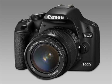 Kamera Dslr Canon Eos 500d spiegelreflexkamera canon eos 500d dslr modell audio foto bild