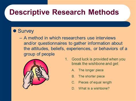descriptive design meaning sle descriptive research methods definition