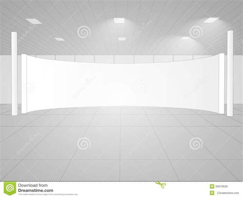 what is empty room in line interior line