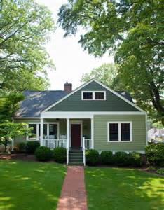 American Small House Renovation Front Elevation After