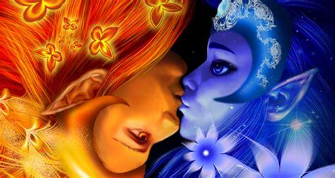 imagenes sol y luna enamorados patakin historia del sol y la luna orichas en monagas