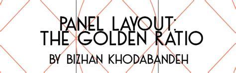 define graphic design layout panel layout the golden ratio makingcomics com