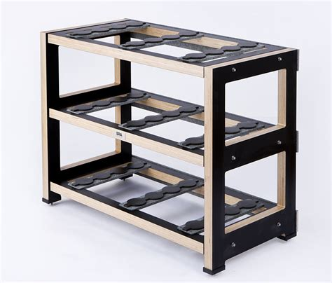 Equipment Racks by The Audio Beat Silent Running Audio Scuttle Equipment Rack