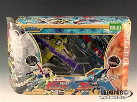 bu 100 masterpieces in detail 3836559242 galaxy force gs 01 buzzsaw vs blurr mib 100 complete