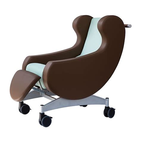 medical couch care and relax chair