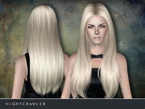 sims 3 hair custom content custom sims 3 af hair 02