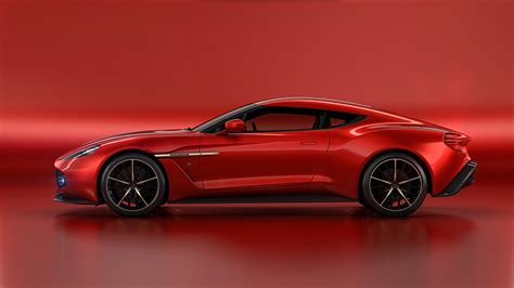 Aston Martin Vanquish Zagato Concept Kicks Off The 2016