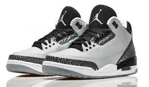 Jordan 3 retro wolf grey release details foot locker blog