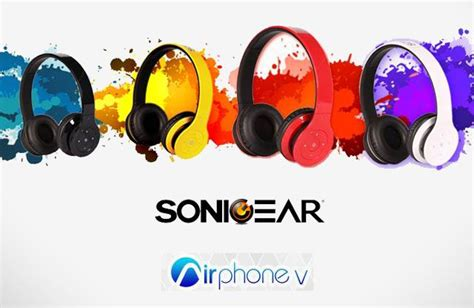 Headset Bluetooth Sonic Gear sonic gear airphone v bluetooth headset review casual gamers