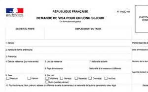 Lettre De Demande De Visa 10 Ans Remplir Formulaire Visa S 233 Jour Alg 233 Rie