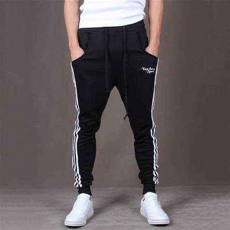 Taining Olahraga Sportwear Celana Jogger Jogger Adidas casual baggy harem trousers slacks sweat sport