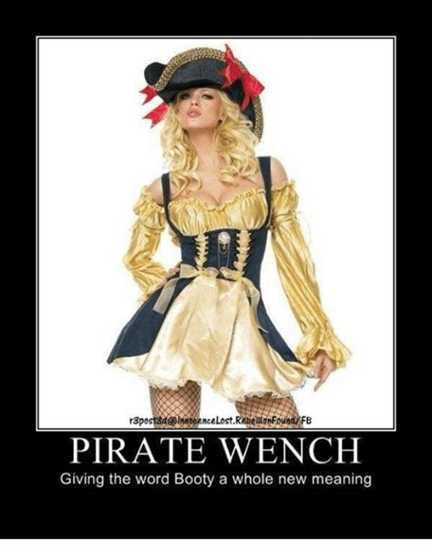 Pirate Booty Meme - funny wench memes of 2016 on sizzle 4chan