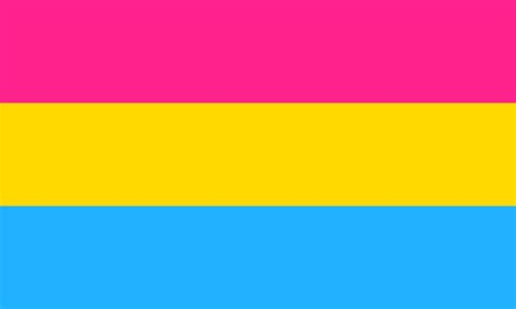 pan colors flag pansexual quotes quotesgram