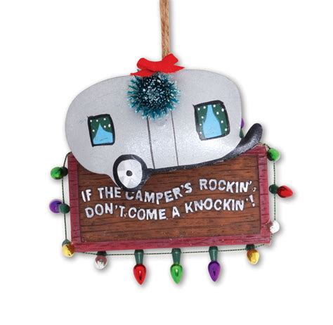 if the cers rockin rv travel trailer christmas holiday