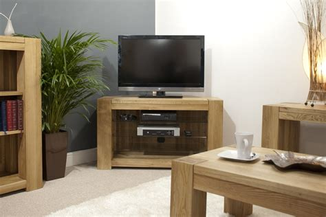 corner unit living room pemberton solid oak living room furniture corner television cabinet stand unit ebay