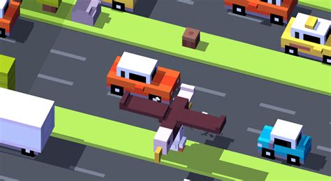 how to get ask the characters on crossy road review crossy road cross the road before it is
