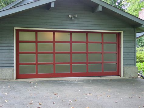 overhead garage door company glass garage doors in the