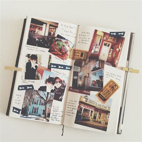 instagram scrapbook layout instagram post by rc ritacyc journal journaling and