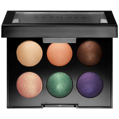 Sephora Eyeshadow Palette sephora sand illusions baked eyeshadow palette for