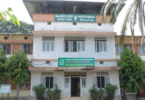 Kerala Agricultural Mba by Kerala Agricultural Kau Thrissur