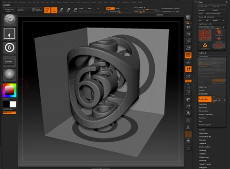 Tutorial Shadowbox Zbrush | using shadowbox to create quick details by gavin