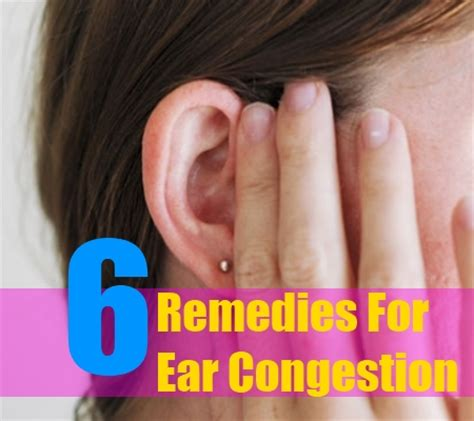 6 best herbal remedies for ear congestion best herbs for