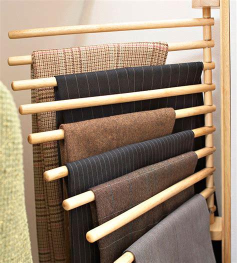 Closet Organizing Trouser Rack by Closet Design And Planning Diy Craft Decor Garden And Dessert