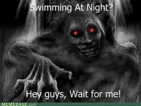 Scary Halloween Memes - your horrifying house guest