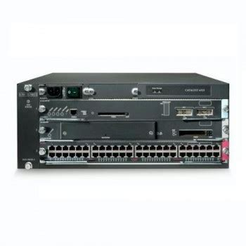 Switch Cisco Ws Sup32 10ge 3b new ws c6503e s32 10ge cat6503e chassis ws sup32 10ge 3b fan tray req p s netmode it solutions