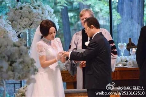 chinese veteran actress actress liu xiaoqing s wedding in san francisco china org cn