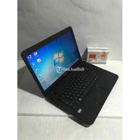 Harga Laptop Toshiba Amd E1 laptop toshiba 14 inch c800 amd e1 batre normal murah