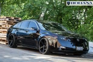 20 quot rohana rc22 matte black concave wheels rims fits acura tl