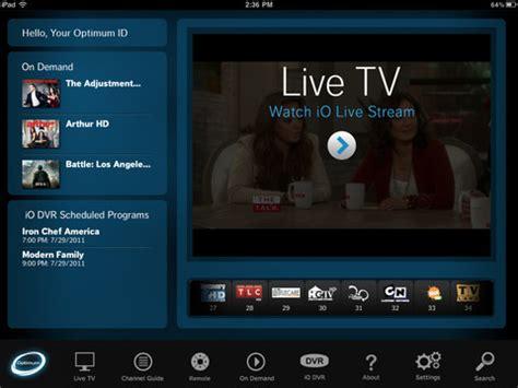 optimum tv app blocking jailbroken devices