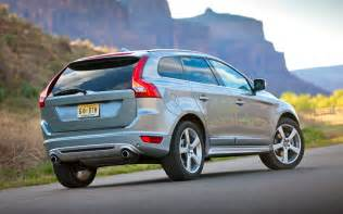 2011 Volvo Xc60 2011 Volvo Xc60 R Design Front Three Quarters In Motion
