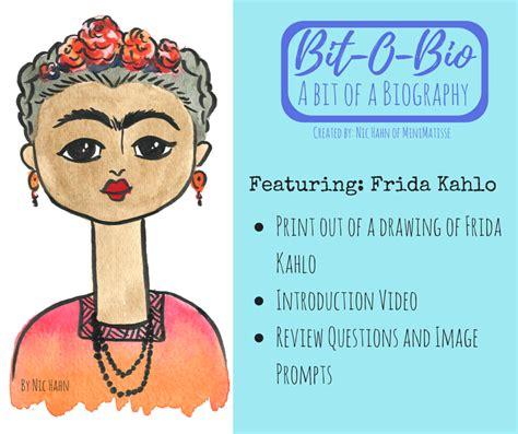 frida kahlo a spiritual biography mini matisse bit o bio frida kahlo