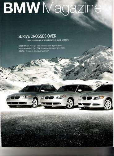 bmw magazine ads pics for gt bmw magazine ads