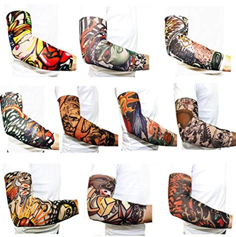 tattoo prices dubai 10pc temporary body art tattoo sleeves buy online in uae