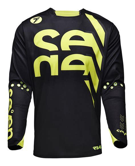mens motocross jersey seven mx s rival chop motocross jersey ebay