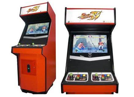 street fighter 4 arcade cabinet super street fighter iv arcade muestra sus nuevos