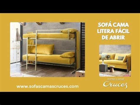 sillon que se convierte en litera sof 225 cama litera f 225 cil de abrir y ocupa muy poco espacio