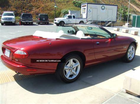 1999 jaguar xk8 base convertible 2 door 4 0l